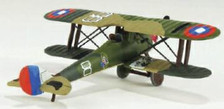 WW13001 | Wings of the Great War 1:72 | Nieuport 28C.1 French/American (with stand)