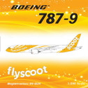 PH20107 | Phoenix 1:200 | Boeing 787-9 Scoot 9V-OJA