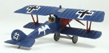 WW11001 | Wings of the Great War 1:72 | Pfalz D.IIIA German Air Service (with stand)