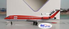AC4XBAE | Aero Classics 1:400 | Boeing 727-100 Arkia 4X-BAE (Avianca hybrid)