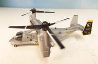 HG5569 | Hogan Die-cast 1:200 | Boeing MV-22B Osprey USMC 168025, Marines VMM-165 'White Knights'