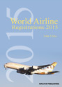 WAR15 | Mach III Publishing Books | World Airline Registrations 2015 - John Coles