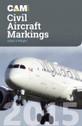 CAM15 | Books | CAM - Civil Aircraft Markings 2015 - Allan S Wright | =SALE ITEM!= | 42% OFF