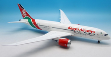 IF7870415 | InFlight200 1:200 | Boeing 787-8 Kenya Airways 5Y-KZD (with stand)
