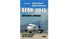AFQR15 | Air-Britain Books | Airline Fleets Quick Reference 2015