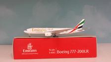 GJUAE1465   Gemini Jets 1:400   Boeing 777-200LR Emirates A6-EWF