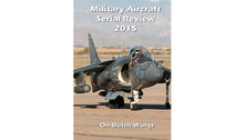 MASR15 | Books | Military Aircraft Serial Review 2015 - On Dutch Wings