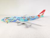 JFI-747-3-001 | JFox Models 1:200 | Boeing 747-300 Qantas VH-EBU, 'Nalanji Dreaming'