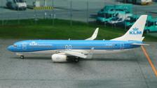 PH11119   Phoenix 1:400   Boeing 737-800 KLM PH-BXZ