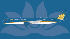 PH11115 | Phoenix 1:400 | Airbus A350-900 Vietnam VN-A886 | is due: June 2015