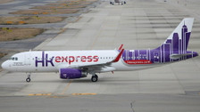 PH04070 | Phoenix 1:400 | Airbus A320 HK Express B-LCD | is due: June 2015