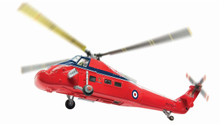 AA37609 | Corgi 1:72 | Wessex Helicopter Queen's Flight XV732, Hendon