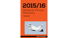 WAFD1516P | Mach III Publishing Books | World Air Forces Directory 2015/16 - Ian Carroll (pages only)