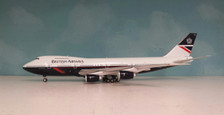 JF-747-2-003 | JFox Models 1:200 | Boeing 747-200 British Airways G-BDXL, 'City of Winchester'