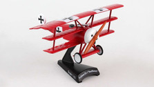 PS5349 | Postage Stamp Models 1:100 | Fokker Dr.I German Air Force 'Red Baron'