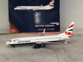 GJBAW1335 | Gemini Jets 1:400 | Boeing 737-800 British Airways ZS-ZWI (Comair)