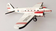 SW141 | Small World 1:200 | Boeing 247 United Flight Research NX13365