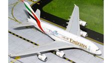 G2UAE565 | Gemini Jets 1:200 1:200 | Airbus A380 Emirates A6-EEN, 'England Rugby World Cup' | is due: September 2015