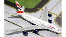 GJBAW1500 | Gemini Jets 1:400 1:400 | Airbus A380 British Airways G-XLEB | is due: September 2015