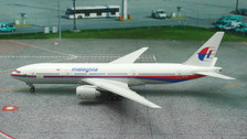PH11167 | Phoenix 1:400 | Boeing 777-200ER Malaysian 9M-MRL, '50 Jubli EMAS'