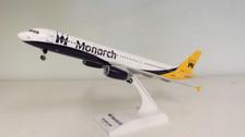 SKR841 | Skymarks Models 1:150 | Airbus A321 Monarch G-OZBZ (with gear)