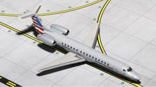 GJAAL1295 | Gemini Jets 1:400 | Embraer ERJ-145 American Eagle N928AE