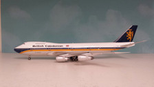 IFCLEV747007 | InFlight200 1:200 | Boeing 747-200 British Caledonian G-HUGE
