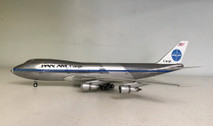 IFJET52P | InFlight200 1:200 | Boeing 747-100 Pan Am Cargo N903PA (polished, with stand)