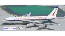 A2N8701E | Aero Classics 200 1:200 | Boeing 720 Fly Eastern Air Lines N8701E