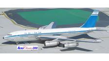 A24XABA | Aero Classics 200 1:200 | Boeing 720B EL AL Israel 4X-ABA (delivery colours)