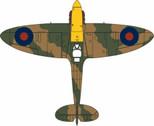 OXAC066 | Oxford Die-cast 1:72 | Spitfire I, RAF, 57 OTU, RAF Hawarden, March | is due: TBC