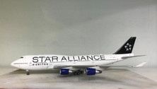 VL2015005 | Jet-x 1:200 | Boeing 747-400 United N121UA (Star Alliance)