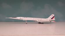 CA144   Small World UK 1:200   Tupolev Tu-144LL NASA RA-77114, Supersonic Flying Laboratory