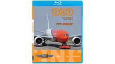 TNT2B | World Air Routes (Just Planes) Blu-ray | TNT 777-200LRF (240 minutes)