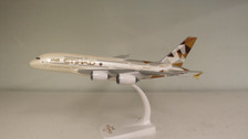 610629 | Herpa Snap-Fit (Wooster) 1:250 | Airbus A380 Etihad A6-APA