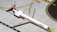 GJISS1512   Gemini Jets 1:400   MD-80 Meridiana I-SMET