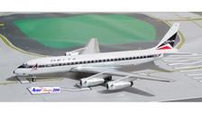 A2N8008D   Aero Classics 200 1:200   DC-8-51 Delta N8008D (with stand)