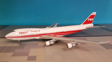 IF7421015 | InFlight200 1:200 | Boeing 747-200 TWA N305TW (with stand)