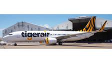 XX4954 | JC Wings 1:400 | Boeing 737-800 Tiger Australia VH-VUB | is due: January 2016