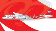 PH11199 | Phoenix 1:400 | Airbus A321 Sichuan B-1663, '100th'