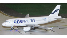 ACOHLVD | Aero Classics 1:400 | Airbus A319 Finnair OH-LVD, 'oneworld'
