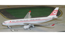 ACTCJNC | Aero Classics 1:400 | Airbus A330-200 Turkish Airlines TC-JNC, 'Retro'