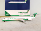 GJEVA1513 | Gemini Jets 1:400 | MD-90 Eva Air B-17925
