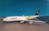 WBDABVK | Blue Box 1:200 | Boeing 747-400 Lufthansa D-ABVK, 'Expo 2000 Hannover'