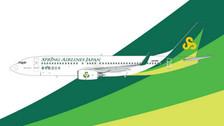 PH11220   Phoenix 1:400   Boeing 737-800 Spring Airlines Japan JA03GR