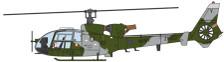 AV7224004 | Aviation 72 1:72 | Westland Gazelle AH.1 XZ310 Army Air Corps