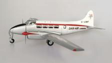 72DV001   Oxford Die-cast 1:72   DH. 104 Dove 1B Dan-Air London G-AIWF