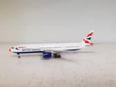 XX4003   JC Wings 1:400   Boeing 777-200ER British Airways G-YMME, 'Red Nose'   is due: TBC