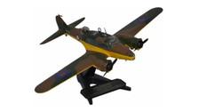 72AA003   Oxford Die-cast 1:72   Avro Anson Mk I RAF No. 9 Flying Training Sqn., 1939