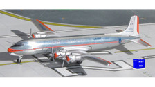 ACN394AA   Aero Classics 1:400   DC-7 American Airlines N394AA, 'Air Freight'   is due: February 2016